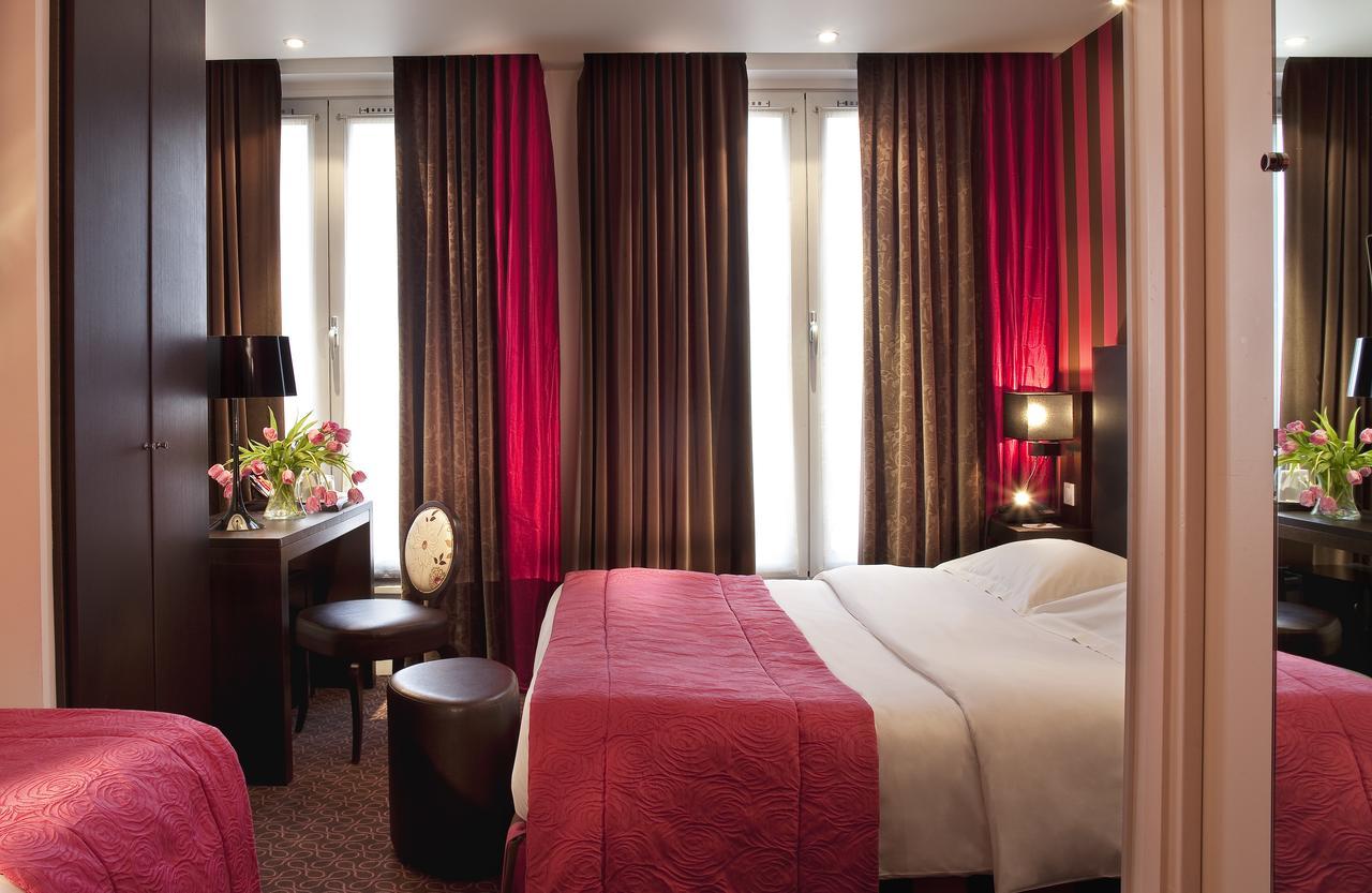 Chambre Triple - Hôtel Star Champs-Elysées