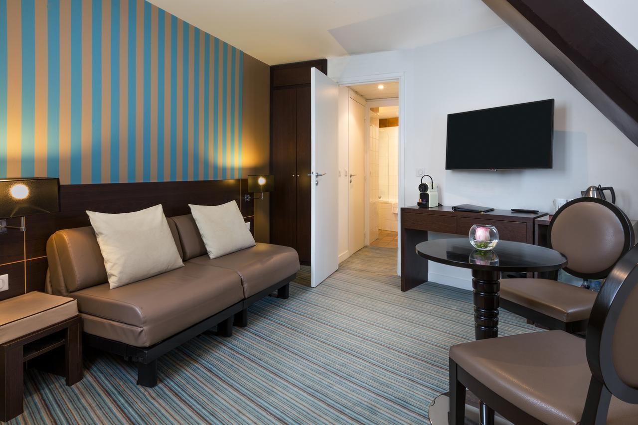 salon suite hôtel star champs-élysées