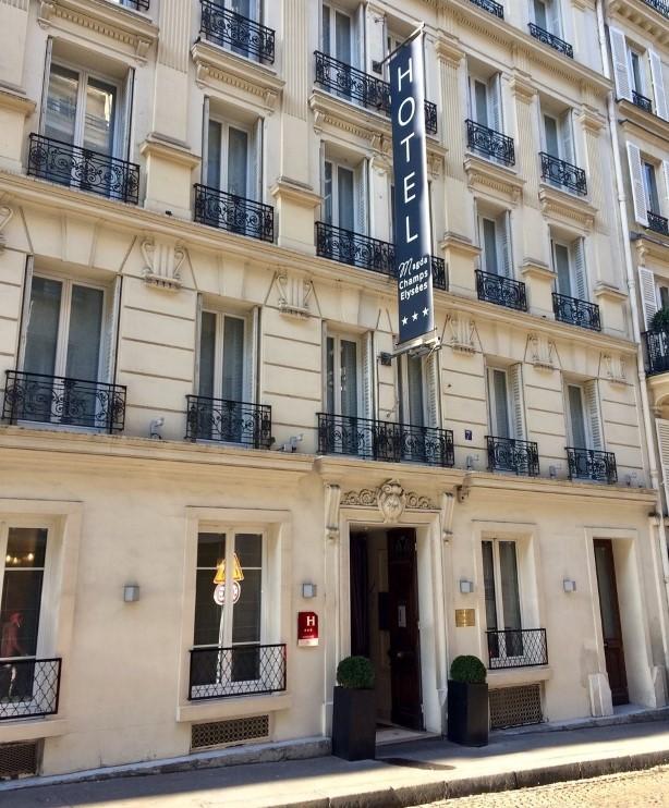 Hotel Magda Champs-Elysées