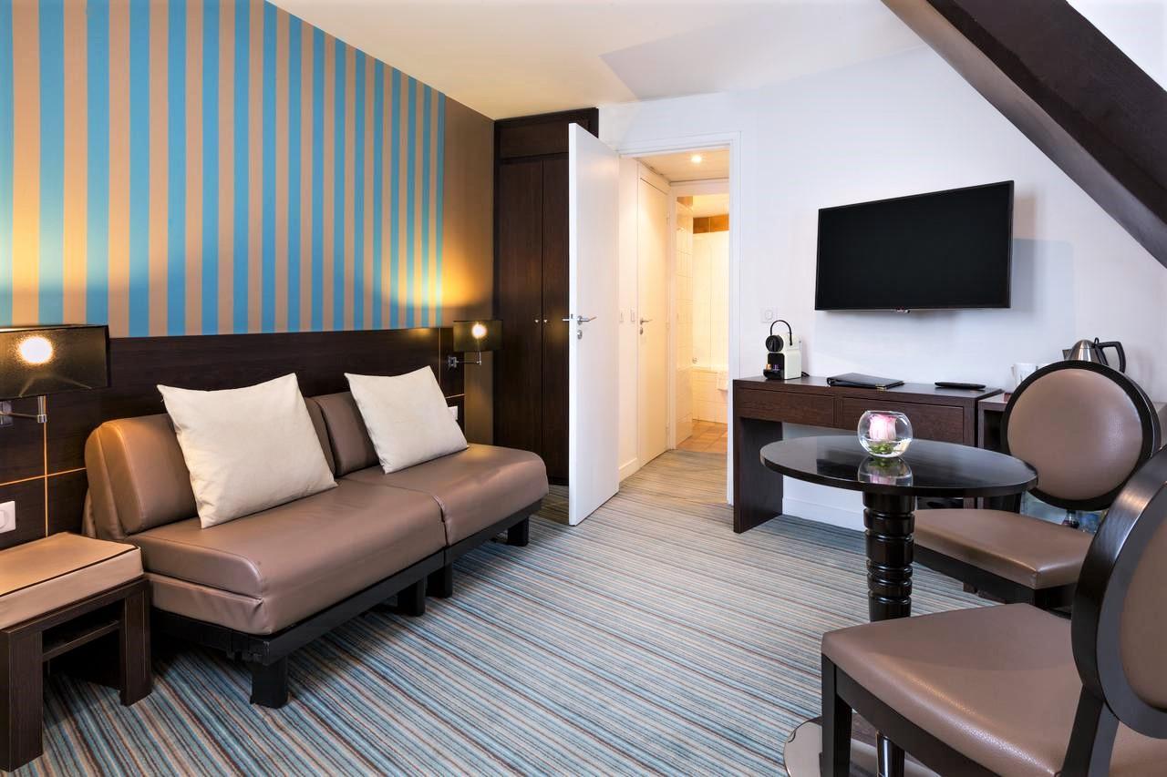 Suite - hôtel star champs-élysées4