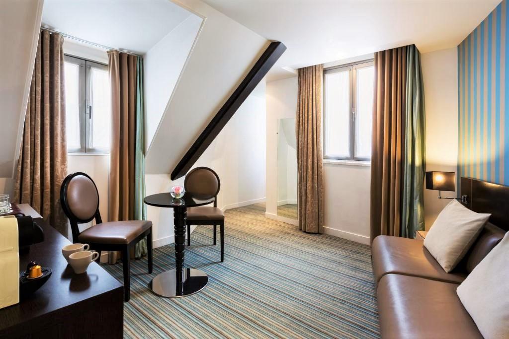 Suite - hôtel star champs-élysées2